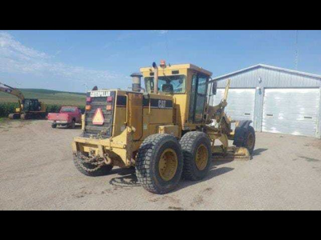 1999 Caterpillar 160H For Sale in Houston, Texas, USA